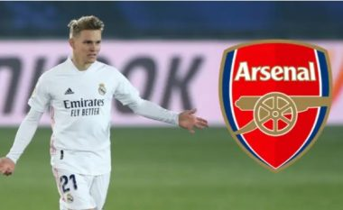 Arsenali nis bisedimet për transferimin e Odegaardit