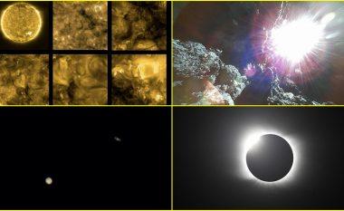 2020 nuk ishte një vit i shkëlqyeshëm në Tokë - por çfarë ndodhi në hapësirë?