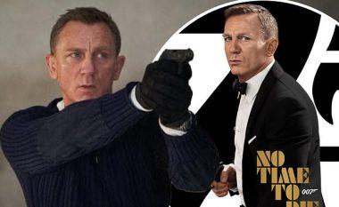 """Shtyhet për të tretën herë premiera e filmit të ri të James Bond, """"No time to die"""""""