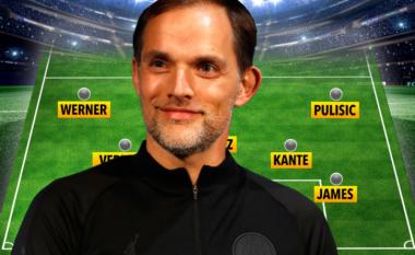 Super formacioni i Chelseat me Thomas Tuchelin si trajner - Haaland dhe Upamecano aty?