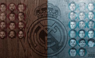 Veteranët e Real Madridit që nuk po 'lejojnë' progresin e lojtarëve të rinj