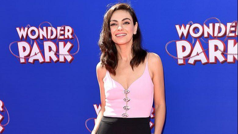 Mila Kunis Foto: Daily Mail