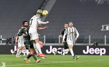 Në një paraqitje fenomenale nga Ronaldo - Juventusi merr me lehtësi pikët e plota ndaj Crotones