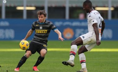 Vazhdon shkëlqimi i Interit në Serie A - Nerazzurët fitojnë bindshëm ndaj Genoas