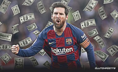 Mediat zbulojnë detaje tjera, Lionel Messi është taksapaguesi më i madh në Spanjë