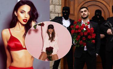 Befasi, dedikime romantike e fotografi të përbashkëta – të famshmit shqiptarë urojnë partnerët për Ditën e Shën Valentinit