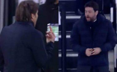 Conte dhe Agnelli shpëtojnë pa dënime pas polemikave në ndeshjen Juventus-Inter