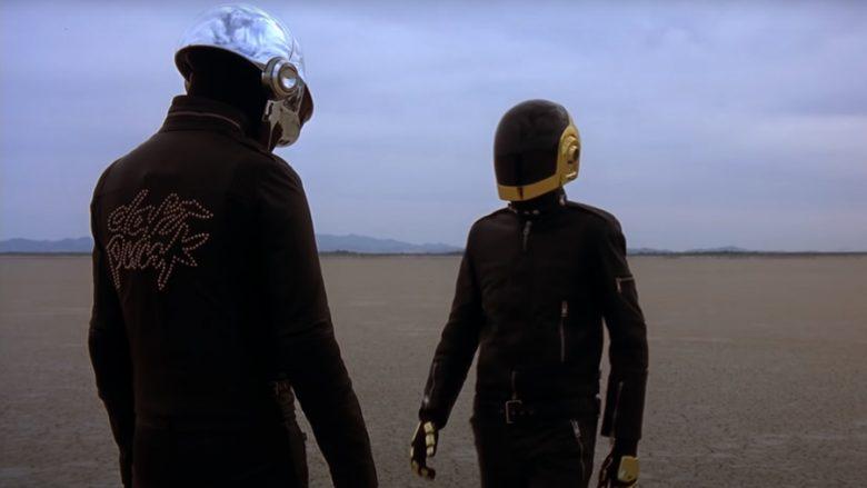 (Foto: Screenshot/YouTube/Daft Punk)
