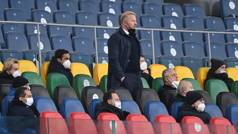 Tare mund të largohet nga Lazio, në negociata me klubin gjerman për tu bërë drejtor sportiv