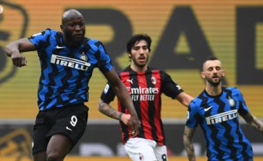 Turpërohet Milani në derbin Della Madonnina: Interi është favorit absolut për titullin e Serie A