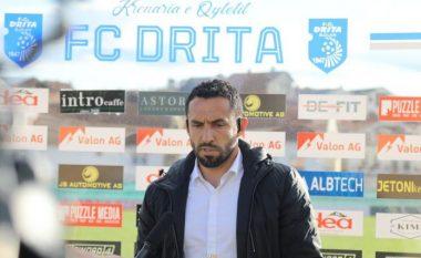 Trajneri i Dritës deklarohet pas barazimit në shtëpi ndaj Ballkanit