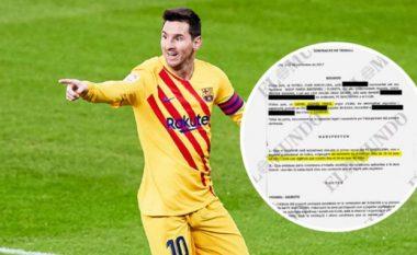 Zbulohen të gjitha detajet nga mega kontrata e Messit - pavarësia e Katalunisë në mesin e tyre