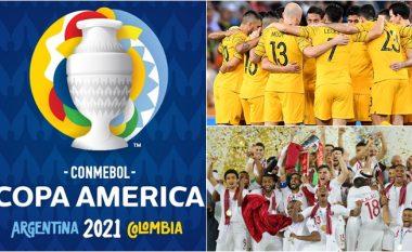 """Australia dhe Katari refuzojnë të marrin pjesë në """"Copa America 2021"""""""