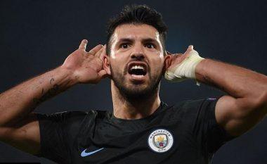 Zyrtarisht Aguero konfirmoi largimin nga City – pesë skuadrat ku mund të transferohet argjentinasi