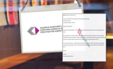 Kurti i dërgon letër AKP-së: Mos merrni asnjë vendim që kanë të bëjnë me privatizimin [Dokument]