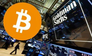 Goldman Sachs do të fillojë të ofrojë Bitcoin për klientët e saj