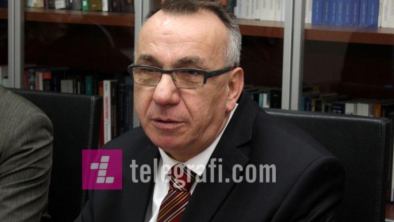 Ish-kryetari i Gjykatës Kushtetuese të Kosovës, Enver Hasani