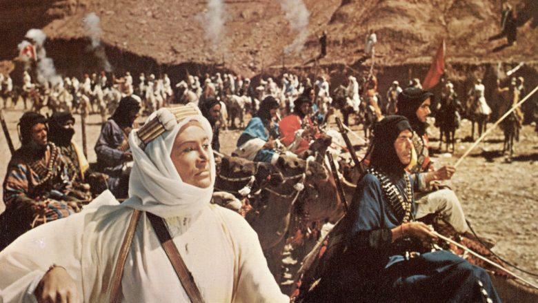 """Pamje nga filmi, """"Lorenci i Arabisë"""""""