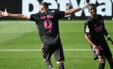 Real Madridi fiton në udhëtim te Celta Vigo dhe ngjitet në vendin e dytë në La Liga