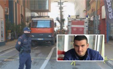 Gjendet trupi i pajetë i Arjan Salës brenda magazinës së djegur në qendrën tregtare në Tiranë