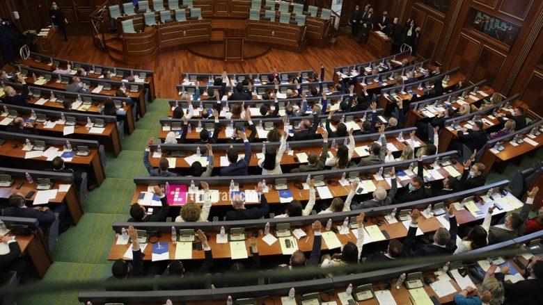 Deputetët e legjislaturës së tetë të Kuvendit të Kosovës / Foto: Ridvan Slivova