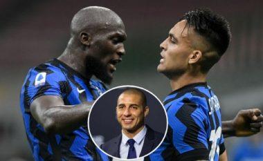 Legjenda e Juventusit, Trezeguet: Lautaro dhe Lukaku dyshja më e fortë në Serie A