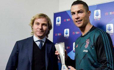 Nedved: Pirlo dhe Ronaldo qëndrojnë, Dybala në dyshim