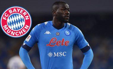 Napoli ka ulur kërkesat për Koulibalyn, Bayerni favorit për ta transferuar mbrojtësin