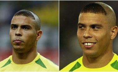 """""""U kërkoj falje të gjitha nënave për stilin tim të flokëve në Kupën e Botës 2002"""" - Ronaldo me deklaratën e tij më të pazakontë"""