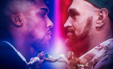 Dueli historik në rrezik: Tyson Fury dhe Anthony Joshua mund të largohen nga marrëveshja nëse nuk plotësohen dy kushte
