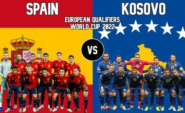 Sot Kosova luan në udhëtim te Spanja, Dardanët synojnë pikët e para në kualifikueset për 'Katar 2022'