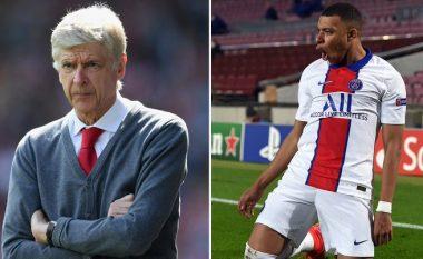 Wenger: Mbappe do të jetë më i miri në botë në Paris ose Madrid