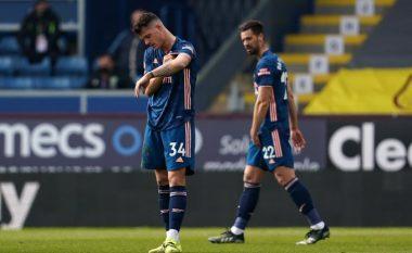 Granit Xhaka reagon pas gabimit në ndeshjen ndaj Burnleyt: Jam po aq i irrituar sa të gjithë ju
