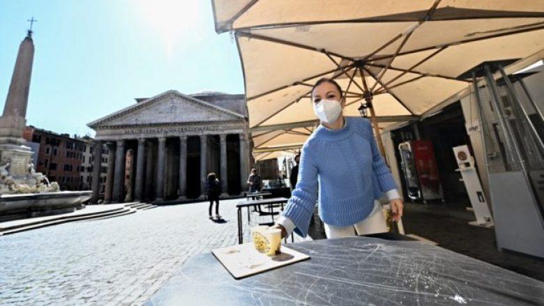 Shumica e Italisë kalon në zonë portokalli, vendi sheh shenjat e një rihapjeje të mundshme