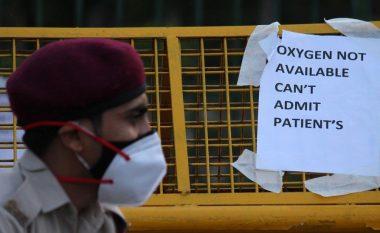 India, vendi ku oksigjeni është luks