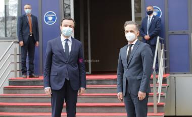 Maas: Dialogu Kosovë-Serbi të përfundojë me njohje, por ka edhe kompromise