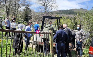 Rifillojnë gërmimet për të pagjeturit në veri të Mitrovicës