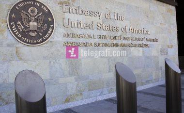 Ambasada amerikane: Vazhdojnë diskutimet me Qeverinë e Kosovës për gazsjellësin