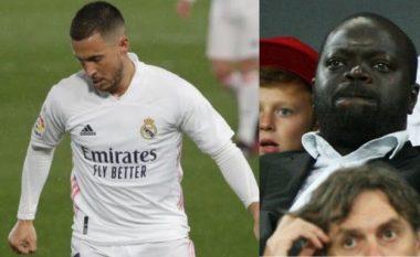 """""""Eden ka gabuar që ka kaluar te Real Madridi, te Barcelona do të ishte tani më i miri në botë"""", deklarohet ish-agjenti i Hazard"""