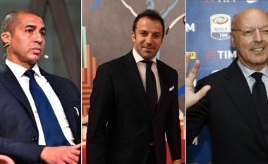 Pritet revolucion i madh te Juventusi - Marotta drejtor gjeneral, Trezeguet drejtor sportiv dhe Del Piero nënkryetar