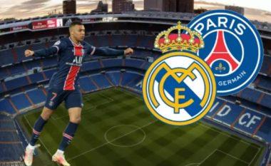 Real Madridi po heq dorë nga Mbappe