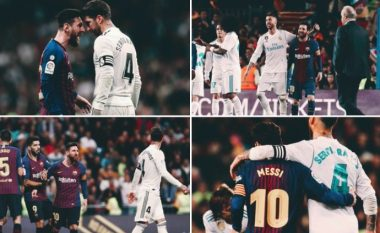 Ramos: Kemi vuajtur kundër Messit, Real Madridi do të kishte fituar më shumë trofe nëse nuk do të ishte ai