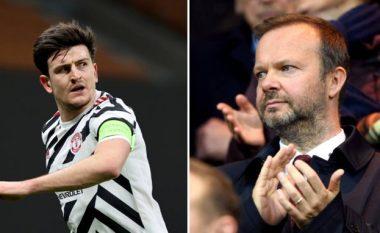 Maguire konfrontohet me Ed Woodwardin shkaku i Superligës Evropiane