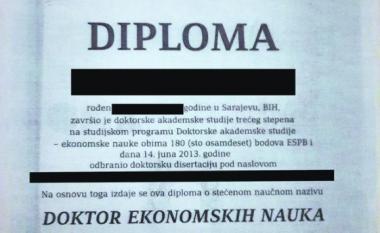 Mediat serbe: 15 shqiptarë të Kosovës kanë doktoruar në Universitetin e Kragujevcit, pa qenë fare në Serbi