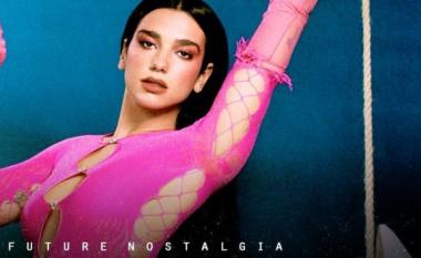 """""""Future Nostalgia"""" i Dua Lipës - albumi më i dëgjuar në Spotify me 4.7 miliardë transmetime"""