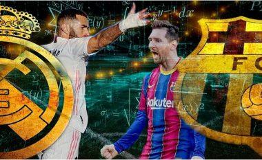 Këto janë 50 faktet që duhet t'i dini para El Clasicos që mund të vendos titullin në La Liga