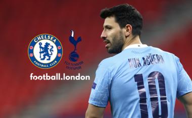 Aguero dëshiron të dëgjojë ofertat nga Tottenhami dhe Chelsea