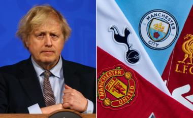 Kryeministri i Anglisë, Boris Johnson mirëpret vendimin e klubeve të Ligës Premier për largimin nga Superliga Evropiane