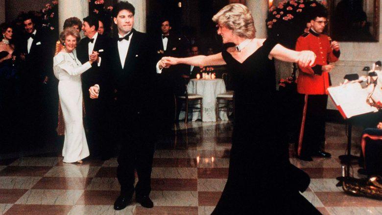 John Travolta dhe Princesha Diana (Foto: Getty Images)