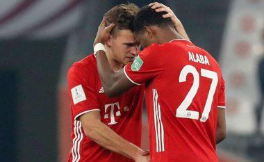 Joshua Kimmich zbulon të ardhmen e David Alabas: Nuk është keq të shkosh te Real Madridi pas Bayern Munich